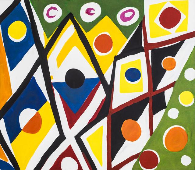 , 'Bamilde,' 1988, Rosamund Felsen Gallery