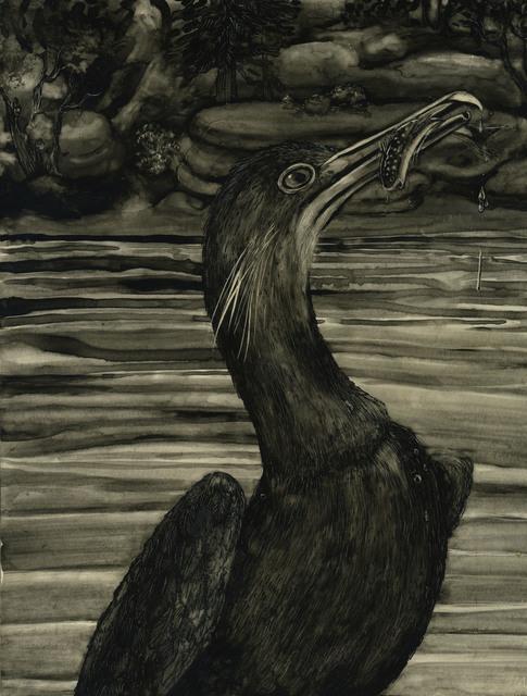 , 'Cormorant,' 2004, Seager Gray Gallery
