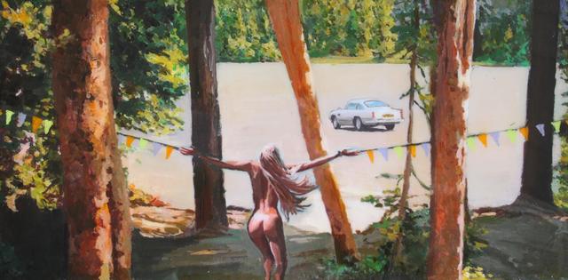 , 'The party,' 2016, Victor Lope Arte Contemporaneo