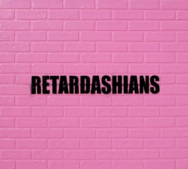 Adam Mars, 'Retardashians', 2011, River