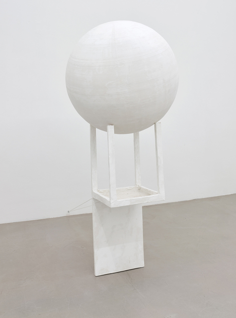 , 'Balancierende Kugel (Balancing Ball),' 2017, Kadel Willborn