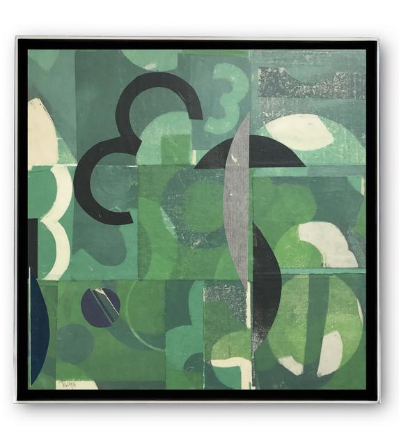 , 'Verde # 2,' 2017, WaterWorks Gallery