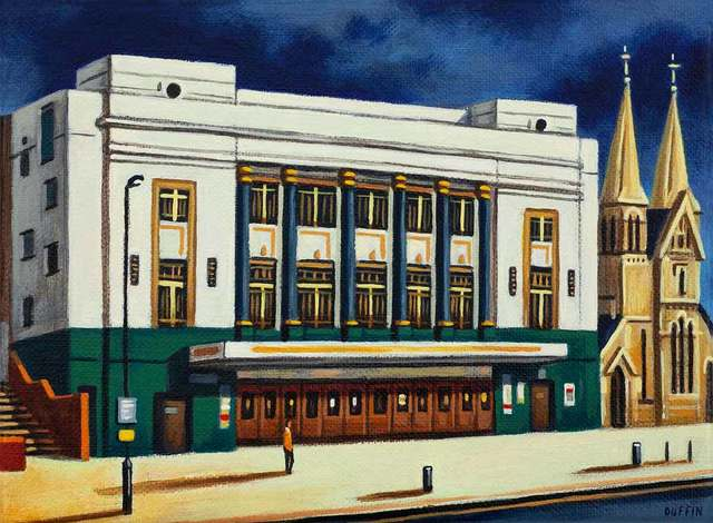 , 'The Forum - Kentish Town,' 2018, Catto Gallery