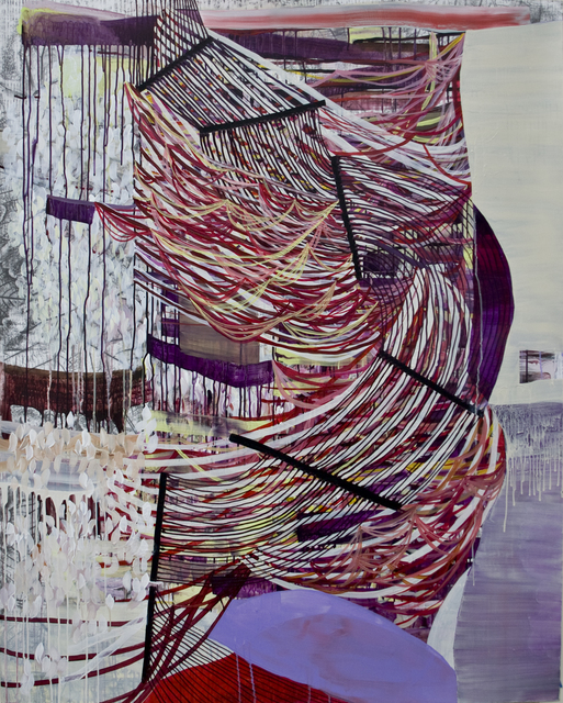 , 'Sway (Purple),' 2015, Rick Wester Fine Art
