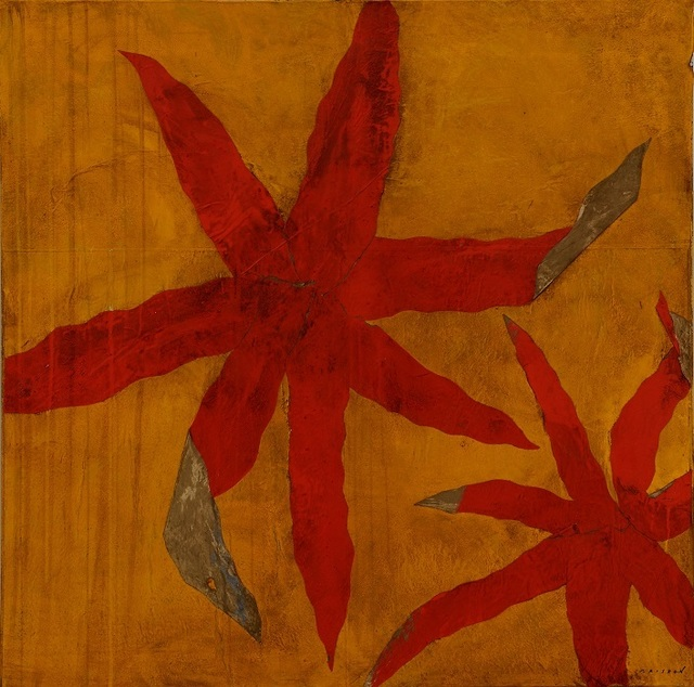 , 'Les Etoiles Rouges,' , Bill Lowe Gallery