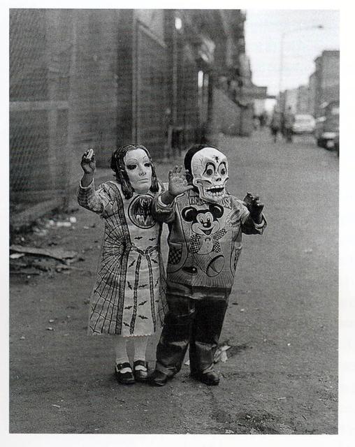 Arthur Tress, 'Masked Children, 110th Street', 1969, ClampArt