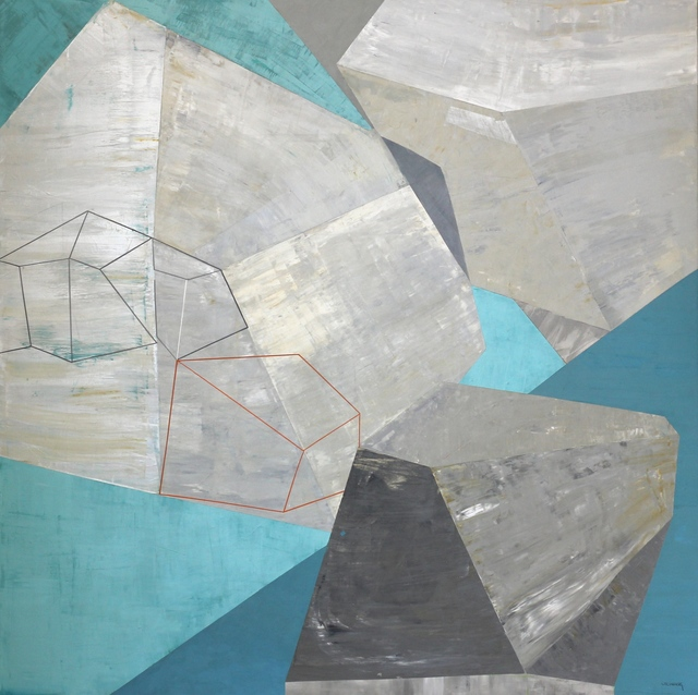 , 'Under the Glacier,' 2015, Artspace Warehouse