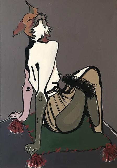 , 'Frau Fox,' 2017, Collezionando Gallery