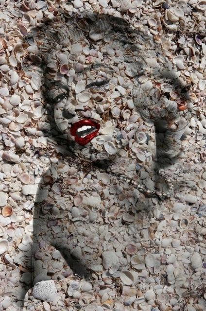 , 'Marilyn Seashell Natural,' 2017, IAZ Art Gallery