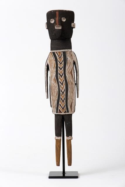 , 'Mokoy Figure,' ca. 1963, Tim Klingender Fine Art