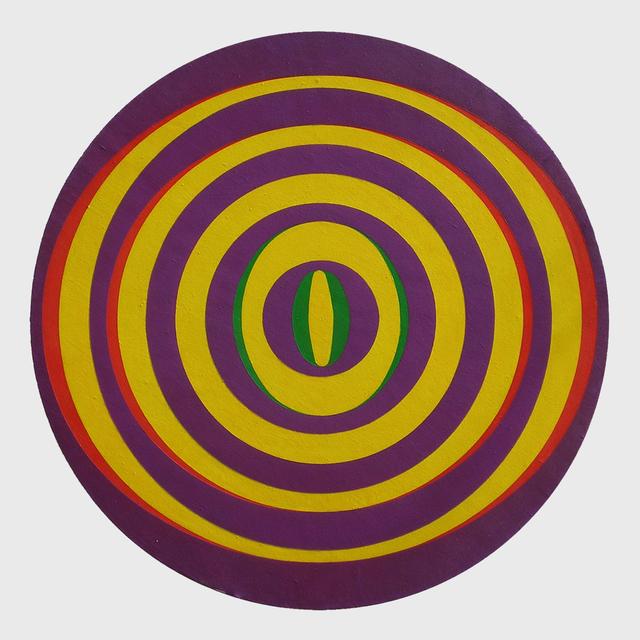 , 'Circular 4,' 1968, GALERÍA JOSÉ DE LA MANO