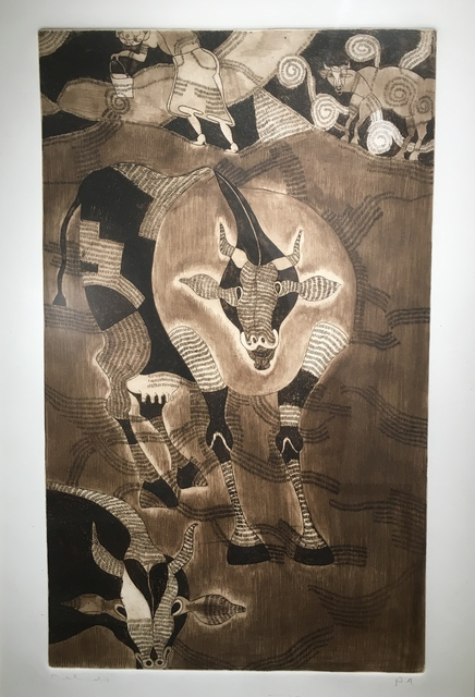 , 'Vaca,' 1970, Latin American Masters