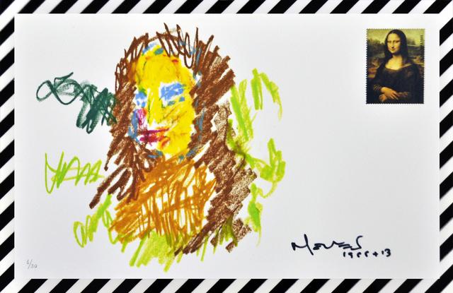, 'Carta a….7,' 2012, Polígrafa Obra Gráfica