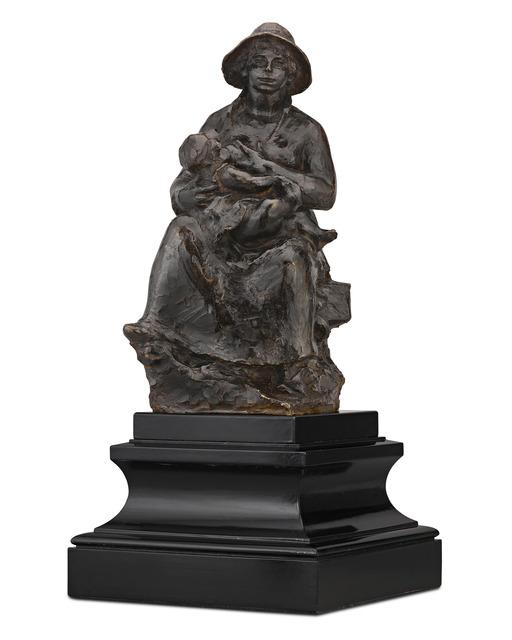 Pierre-Auguste Renoir, 'La Maternité', 1916, Sculpture, Bronze,  M.S. Rau