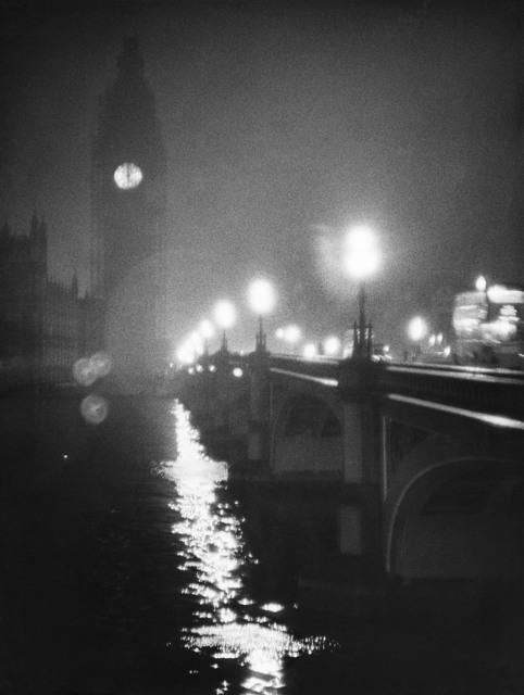 William Klein, 'Big Ben, London', ca. 1960, HackelBury Fine Art