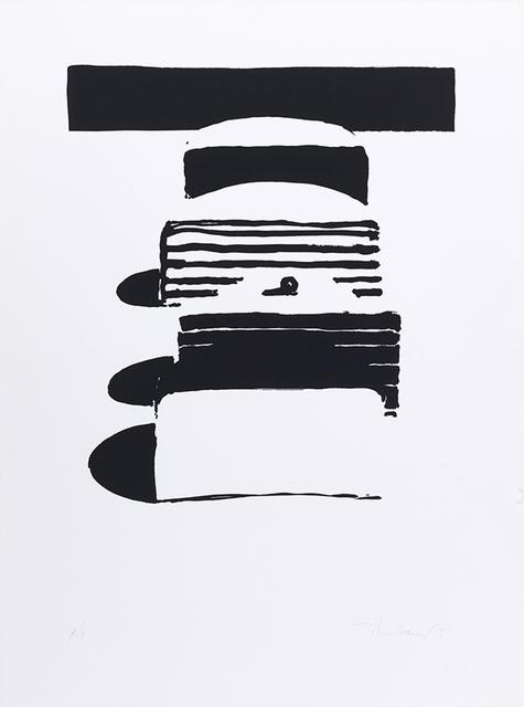 , 'Half Cakes,' 1971, Lyndsey Ingram