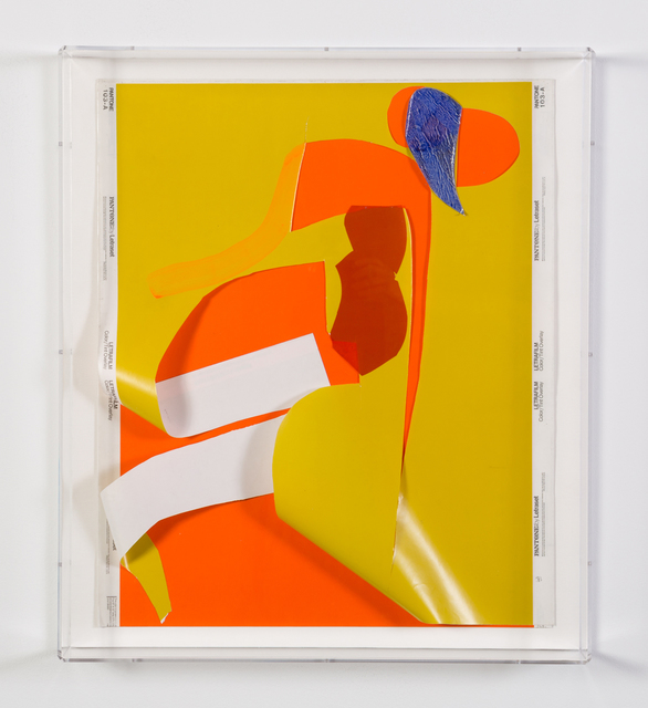 , 'Strong LQQks 14,' 2015, Carrie Secrist Gallery