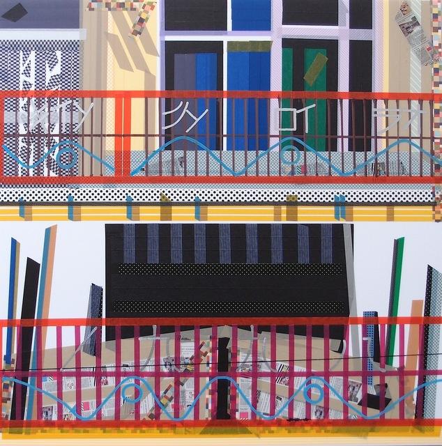 , 'Window Poem Mountain  Wall I,' 2016, Liang Gallery