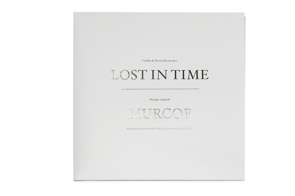 patrick bernatchez, lost in time, murcof, vinyl lp, 2014