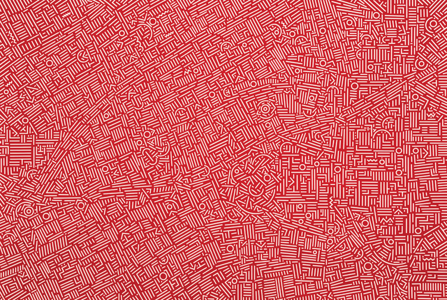 , 'City DNA - London China Town,' 2013, de Sarthe Gallery