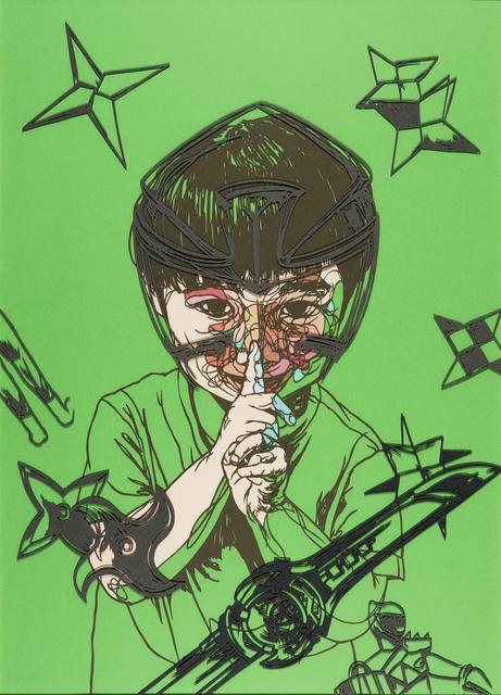 , 'Ninja hero,' 2016, Micheko Galerie