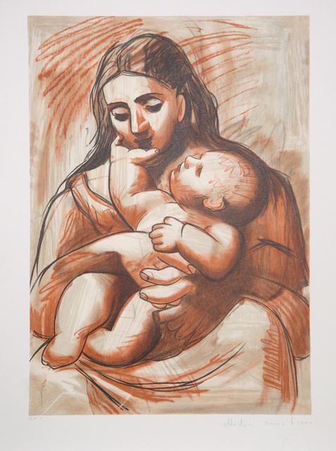 Pablo Picasso, 'Maternite', 1979-1982, RoGallery