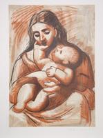 Pablo Picasso, Maternite