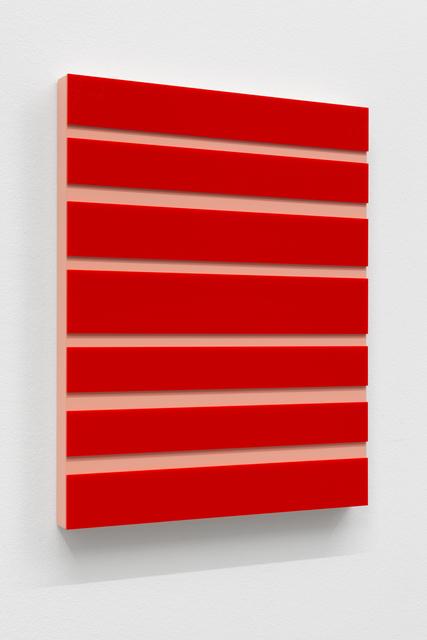 Gerwald Rockenschaub, 'Acrylic glass, MDF lacquered', 2019, Galerie Mehdi Chouakri