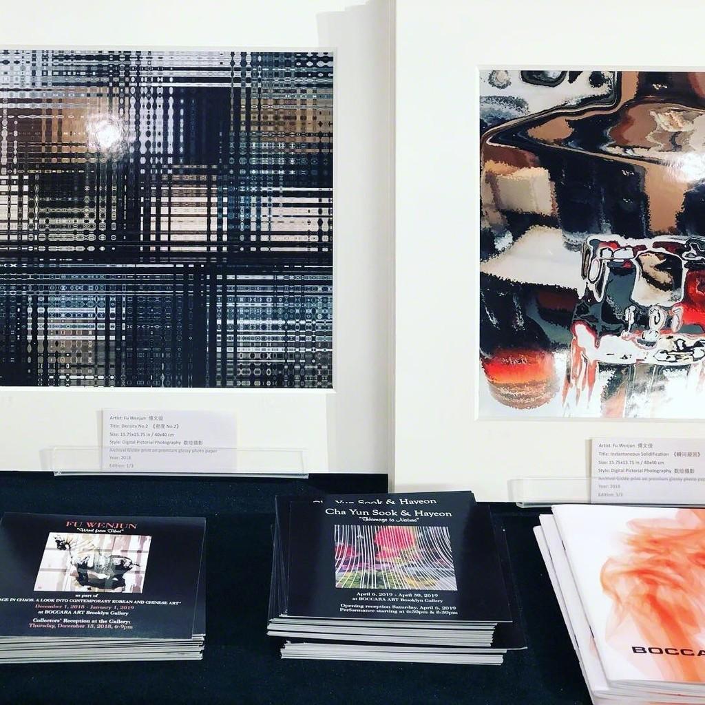 BOCCARA ART at The Photography Show New York, presented by AIPAD, booth 211 - BOCCARA ART / Boccara Fine Art