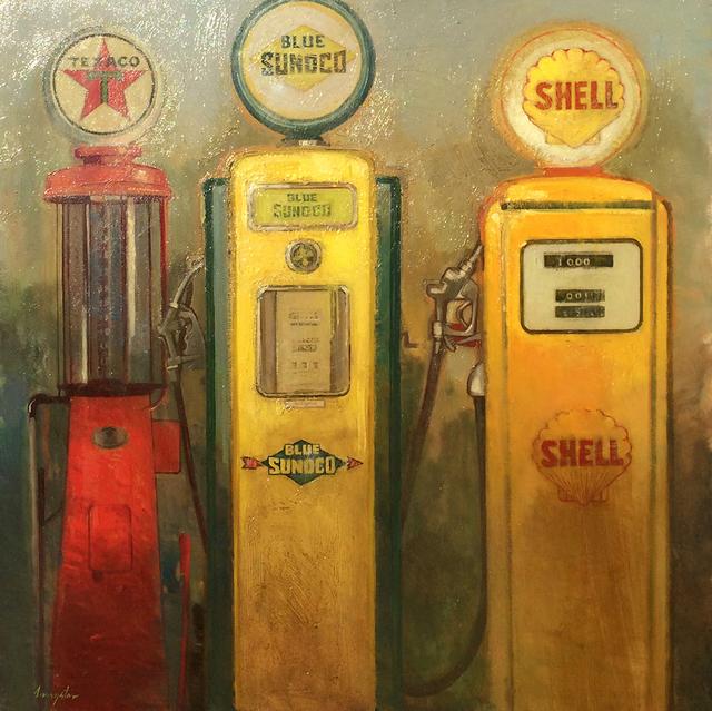 , 'Fuel,' 2013, Sue Greenwood Fine Art