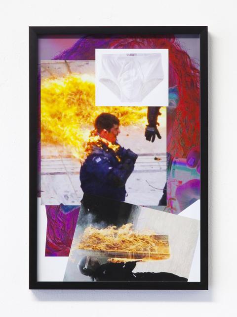 , 'Poli 2,' 2015, PRISKA PASQUER