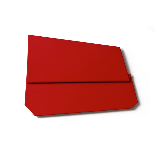 , 'Red Folded Flat 07,' 2015, Häusler Contemporary