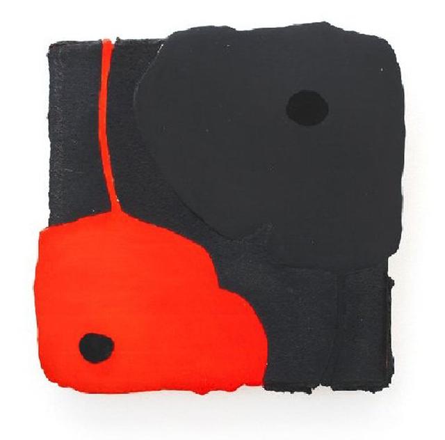 , 'Black and Red Poppy,' 2005, Madelyn Jordon Fine Art