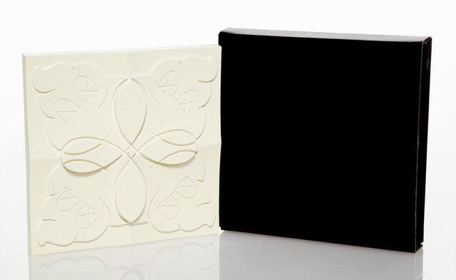 KAWS, 'OriginalFake Store Tile (White)', 2006, Other, Ceramic tile, Heritage Auctions