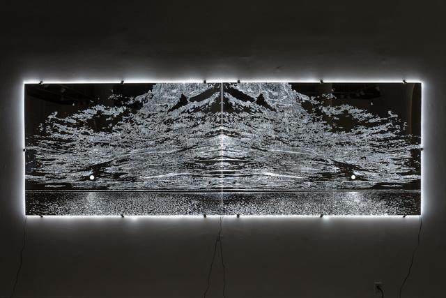 , 'Sunset / Moonrise,' 2015, Locks Gallery