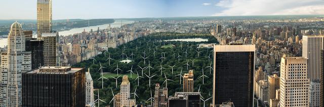 Mark Chen, '85 Feet / 200 Megawatts (Central Park, New York City)', 2014, Foto Relevance