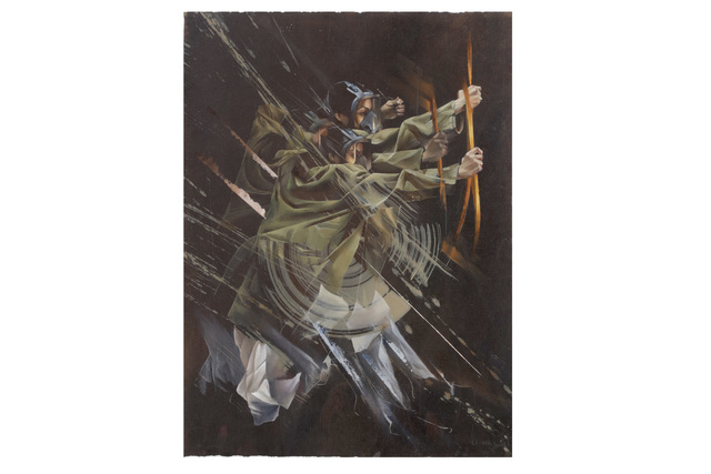 Aaron Li-Hill, 'Targetting Sequence (The Hunter)', 2019, Chiswick Auctions