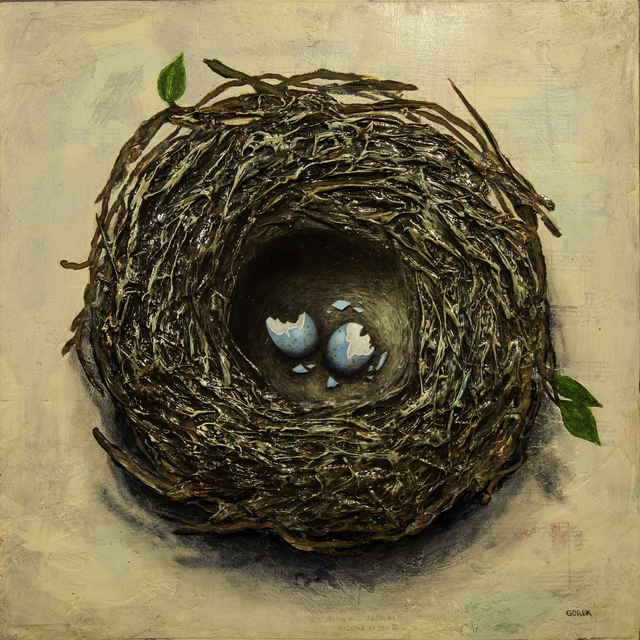 , 'Bird's Nest 2,' 2018, Abend Gallery