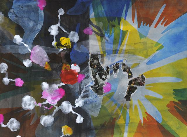Kara Maria, 'Riot', 2014, Mark Moore Fine Art