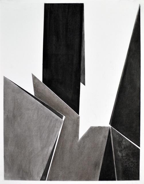 Kathleen Hammett, '05-17', 2017, The Bonfoey Gallery