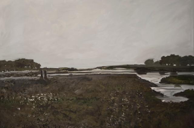 , 'Sag Pond Fall,' ca. 2018, MM Fine Art