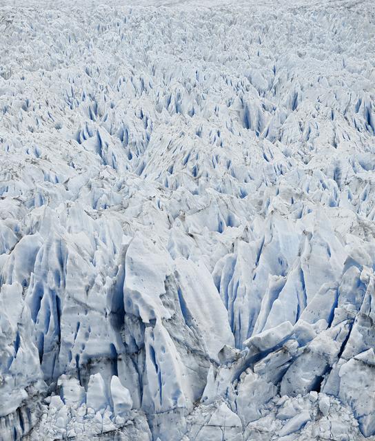 , 'Perito Moreno #4,' 2012 -2013, Galerie Krinzinger