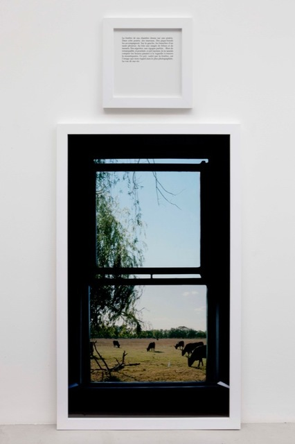 , 'The view of my life,' 2010, A3 Arndt Art Agency