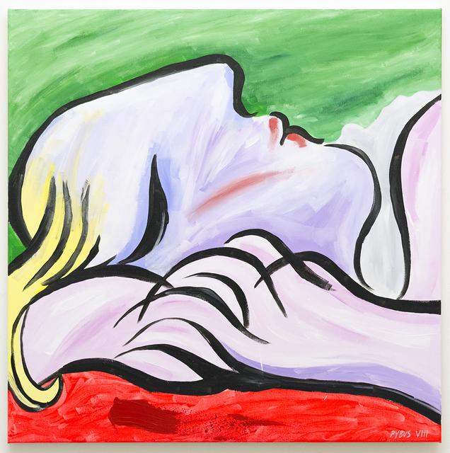 , 'Le Repos (After Susan 1),' 2018, Tatjana Pieters