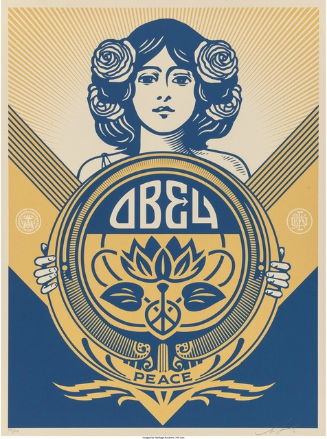 Shepard Fairey (OBEY), 'Obey Holiday', 2016, Heritage Auctions