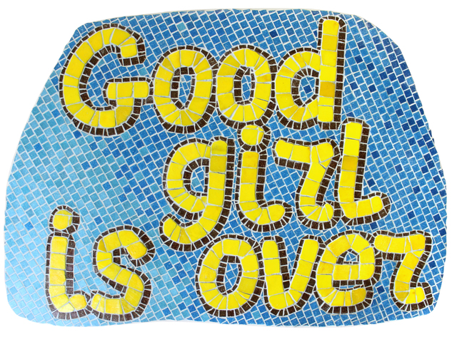 , 'Good Girl is Over,' 2019, Mobius Gallery