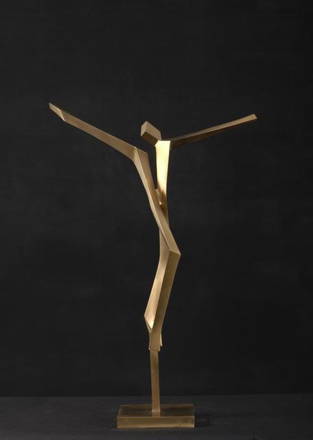Oskar Höfinger, 'Cosmic Christ', 1983, Odon Wagner Gallery