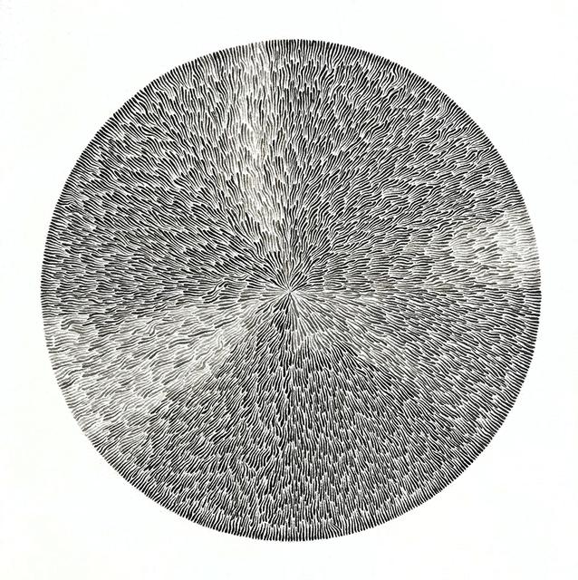 , 'Fur Ball II,' 2019, bo.lee gallery