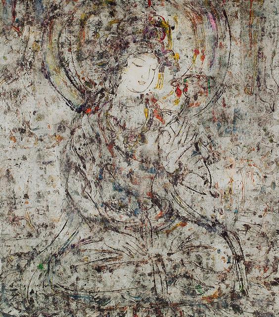 , 'Bodhisattva Holding Flower 持花菩薩座像,' 1998, Alisan Fine Arts