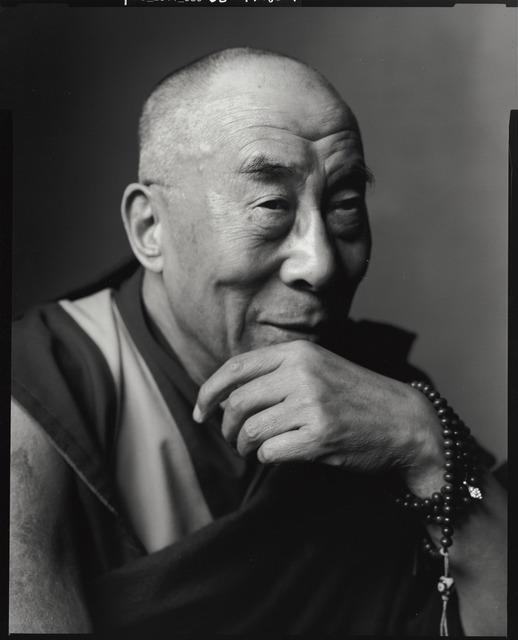 , 'Dalai Lama, Washington D.C.,' 2011, Peter Fetterman Gallery